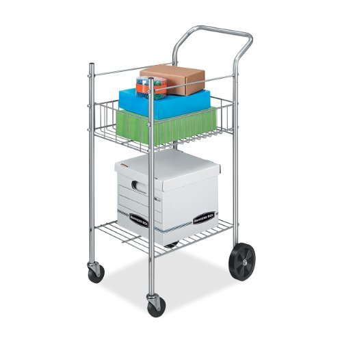 Fellowes Economy Office Cart (4092001) by Fellowes by Fellowes