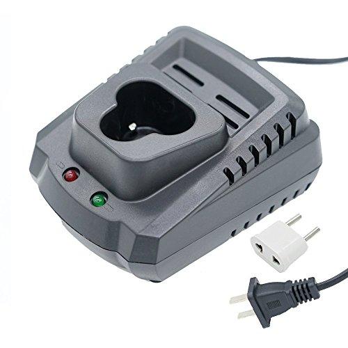 KIMGU Battery Charger Replace for Makita DC10WA DC10WB BL1013 Charger BL1014 Charger 10.8V 12V Li-ion Battery by KIMGU