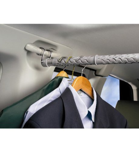 High Road Heavy-Duty Expandable Car Clothes Hanger Bar