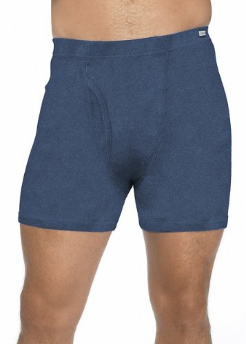 Hanes CSWB Boxer Briefs Assorted Blues