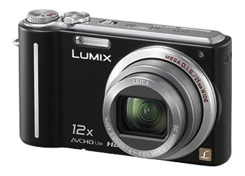 panasonic lumix tz7 digital camera black 3 0 inch amazon co uk rh amazon co uk