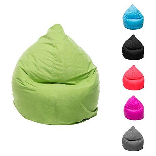 XL-Sitzsack-220-Liter-mit-Reiverschluss-und-separaten-Innensack-abnehmbar-waschbar-Bean-Bag-Bodenkissen-Kinder-Sitzsack-Jugendliche-Jungen-Mdchen-Teenager-Kinderzimmer-Sessel-weich