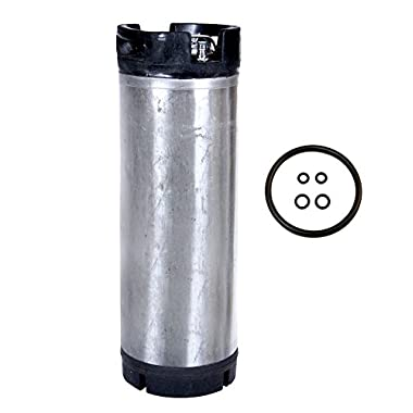 5 Gallon Cornelius Keg (Ball Lock) Reconditioned Beer Keg