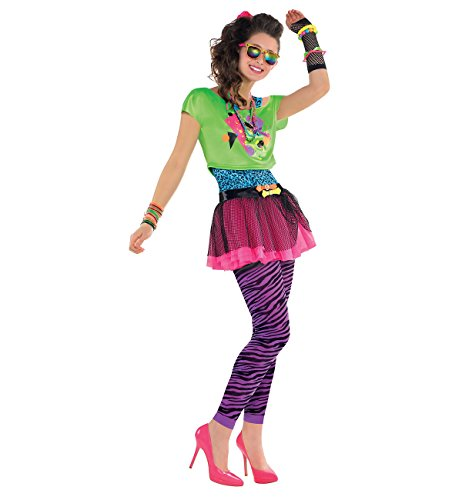Teen Valley Girl Costumes (Totally Awesome Teen/Junior Costume - Teen Small)