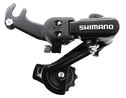INKESKY Shimano Rear Derailleur RD-TZ31-A 6/7 Speed Hub Bolt Mount (Hanger Mount) for Mountain Bike