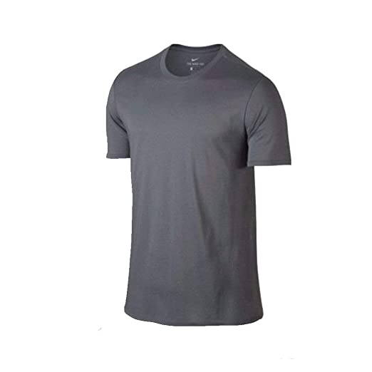 be9cb8ff Image Unavailable. Image not available for. Color: Nike Dry Men's Dri-Fit  Basketball T-Shirt ...