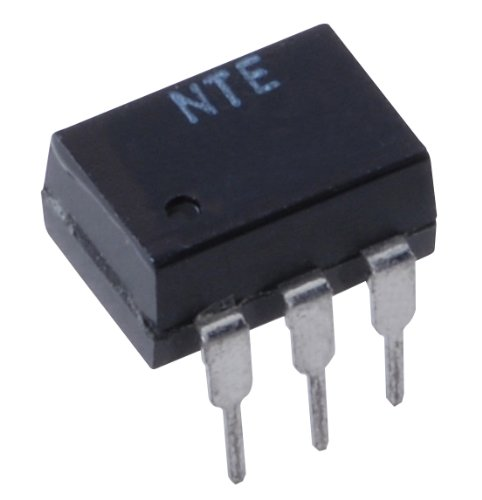 Common Anode Seven Segment Right Hand Decimal Point NTE Electronics NTE3068 0.4 Single Digit Numeric Display Red Inc.