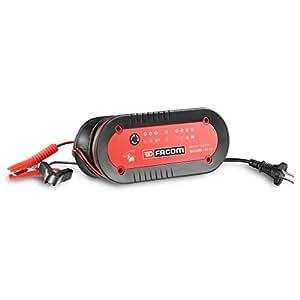 Facom BC128A - Cargador De Baterias Rapido 12V 8A V2