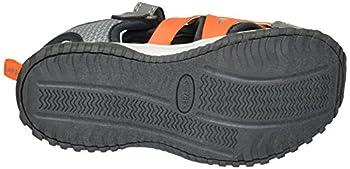 Carter's Baby Zyntec Boy's & Girl's Athletic Sport Sandal, Grey, 6 M Us Toddler 2