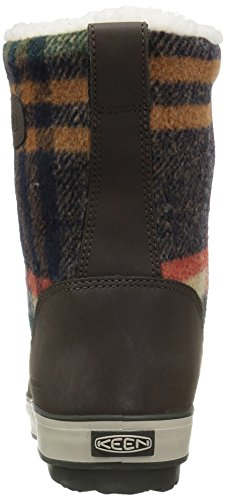 Coffee Hautes WP Boot Randonnée Femme Chaussures KEEN Bean de Elsa wHFxqY8