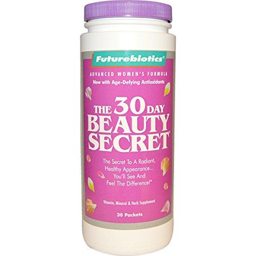 FutureBiotics, The 30 Day Beauty Secret, 30 Packets - 2pc ()