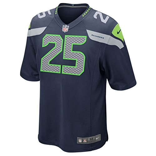 (Nike NFL Seattle Seahawks Richard Sherman Youth On-Field Jersey Size XL)