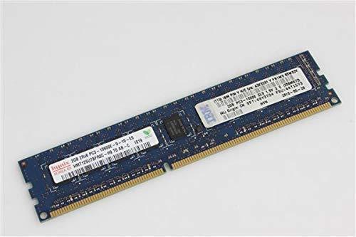 IBM MEM 2GB DUAL RANK PC3-10600R CL9 (Renewed)