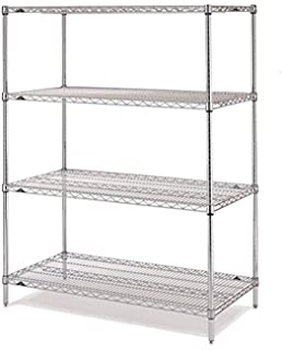 Amazon.com: METRO Open-Wire Shelving and Accessories: Industrial ...