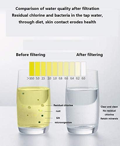 Anyi Desktop Water Purifier Tap Water Filter Household Faucet Filter Scale Filter Household Water Purifier Direct Drinking