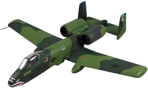 Scale Airplane Replica (Smithsonian Museum Replica Series A-10 Thunderbolt II - 1/72 Scale Smithsonian Museum Replica Series)