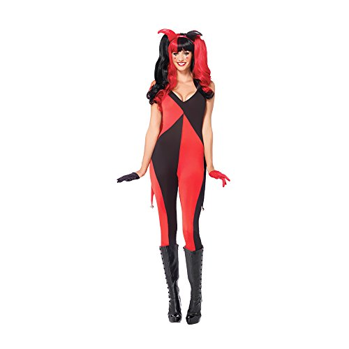 Hallowing Costumes (Jingle Jester Adult Costume - Small)