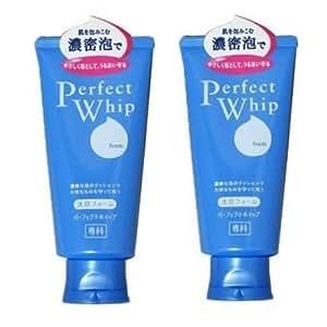 Shiseido Perfect Whip Washing Cleansing Foam 120g x 2 pcs by Shisedo