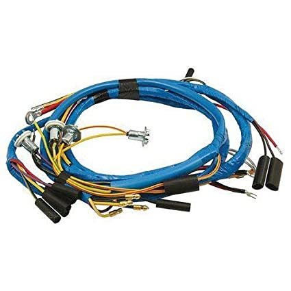 Amazon.com: Main Wiring Harness, New, Ford, E1ADDN14401B ... on ford tractor instrument panel, ford tractor coil wiring, ford tractor shop manuals, ford 2000 tractor, ford tractor transfer case, ford tractor fan, ford tractor front end parts, ford tractor grille, mercedes benz wiring harness, ford tractor bracket, ford tractor mirrors, ford tractor ignition wiring, ford tractor intake, ford tractor fuel filter, ford tractor bumpers, ford tractor master cylinder, ford tractor fuse, ford tractor spark plug, ford tractor steering column, ford tractor torque converter,