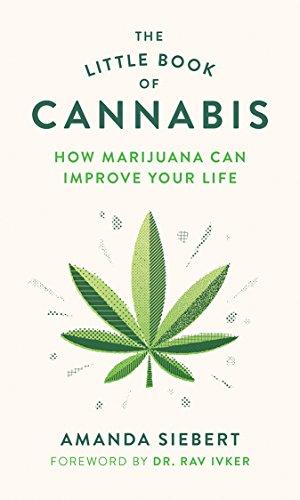 41Es1N%2BiKGL - The Little Book of Cannabis: How Marijuana Can Improve Your Life