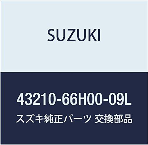 SUZUKI (スズキ) 純正部品 ホイール 12X4.00B(ブラック) 品番43210-66H00-09L B01M1J777Z