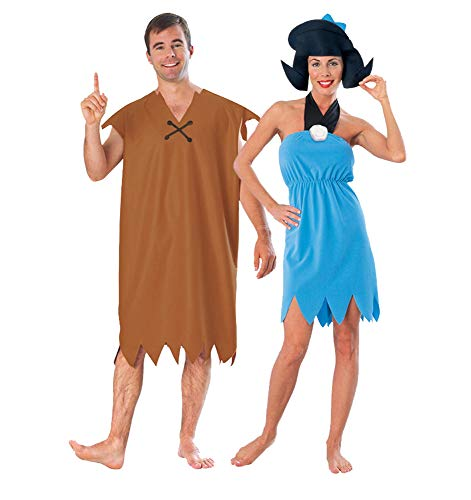 Barney and Betty Rubble Costume Set (Large/X-Large) -
