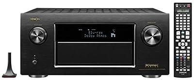 Denon AVR-X7200W Integrated Network AV Receiver