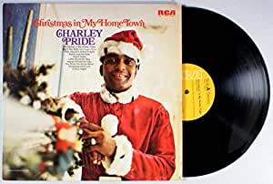 Charley Pride - Christmas in My Home Town - CHARLEY PRIDE - Amazon.com Music