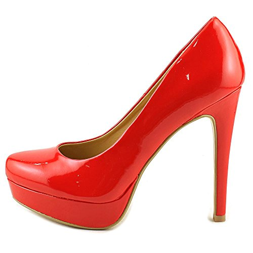Geschlossener Red Frauen Zeh Platform Laundry Chinese Wonder Pumps Cqpnt