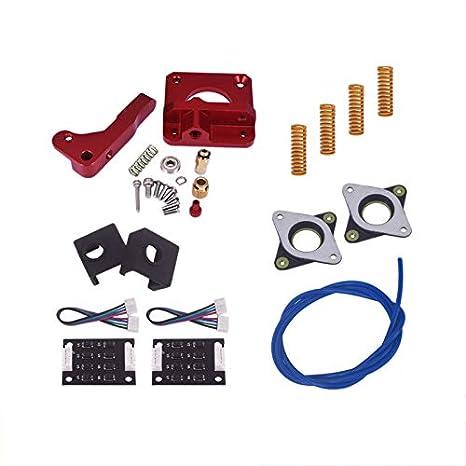 SODIAL Kit de Accesorios de impresión 3D, extrusor de muelles ...