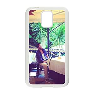 J-LV-F Customized Print Drake Hard Skin Case For Samsung Galaxy S5 I9600