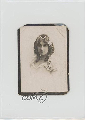 Stelly Ungraded COMC Altered (Trading Card) 1901-02 Ogden's Blank Back - Tobacco [Base] #ST
