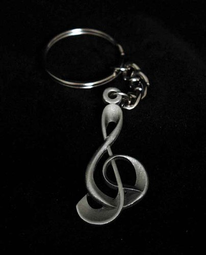 (Music Treasures Co. G Clef Keychain)