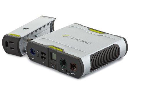Goal Zero Sherpa 100 Solar Recharging Kit with Nomad 20 Solar Pane