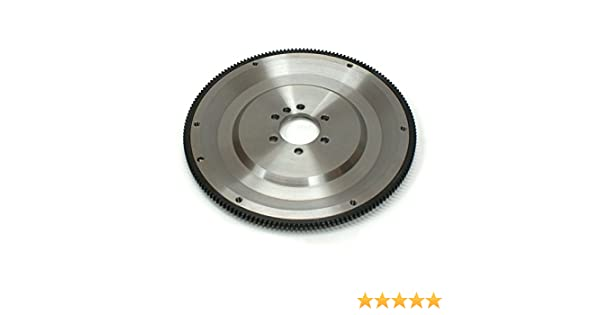 Billet Steel SFI Flywheel PCE229.1008 Chevy BBC 454 2Pc Rms 168 Tooth 11 External Bal