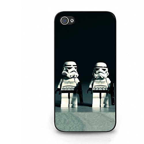 Fashion Funny Fantasy Film Star Wars Phone Case Unique Phone Cover for Iphone 4 4s