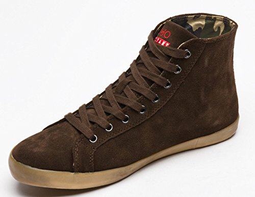 Save Top US Instant PDO Rock High d'Oro PDO 7 Pantofola Collection Italy EU Suede 40 qAwUz0t