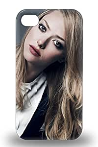 Snap On Amanda Seyfried American Hollywood Female Mean Girls In Time Mamma Mia 3D PC Case Cover Skin Compatible With Iphone 4/4s ( Custom Picture iPhone 6, iPhone 6 PLUS, iPhone 5, iPhone 5S, iPhone 5C, iPhone 4, iPhone 4S,Galaxy S6,Galaxy S5,Galaxy S4,Galaxy S3,Note 3,iPad Mini-Mini 2,iPad Air ) Kimberly Kurzendoerfer