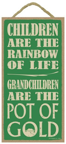 SJT ENTERPRISES, INC. Children are The Rainbow of Life. Grandchildren are The Pot of Gold. 5