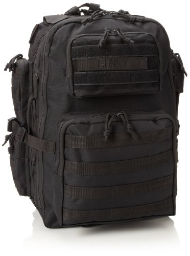 TRU-SPEC Tour Of Duty Gunny Backpack, Black, Large