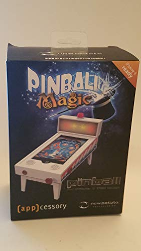 Classic Collector's Item!! Pinball Magic Mini Pinball Table!! for iPhone 4 or iPod Touch 3rd Generationn