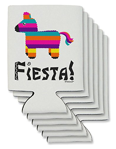 TooLoud Colorful Pinata Design - Fiesta Can/Bottle Insulator