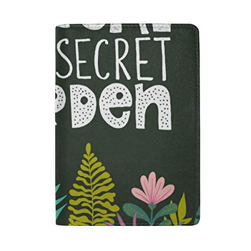 Passport Holder Welcome To My Secret Garden Passport for sale  Delivered anywhere in USA