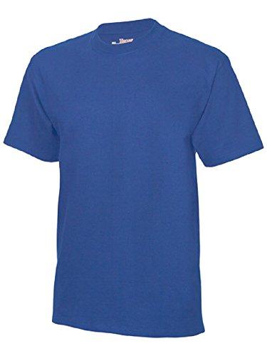 T Marine Usa Bleu Beefy Homme shirt t Hanes qtp0SO