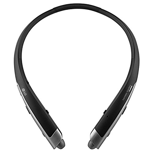 LG Tone Platinum HBS-1100 - Premium Wireless Stereo Headset - Black
