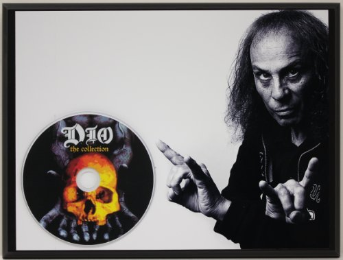 Dio Limited Edition Picture Disc CD Rare Collectible Music Display