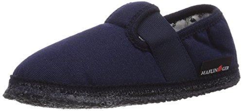Haflinger Slipper Uno - Zapatillas de estar por casa Niños Azul (ocean/576)