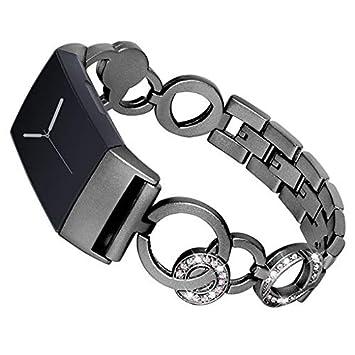 Correa de lyperkin Compatible con Fitbit Charge 3 ...