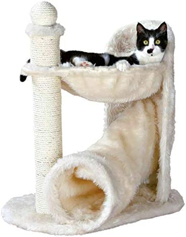 Trixie Pet Products Gandia Cat Tree Scratching Posts Pet Supplies Amazon Com