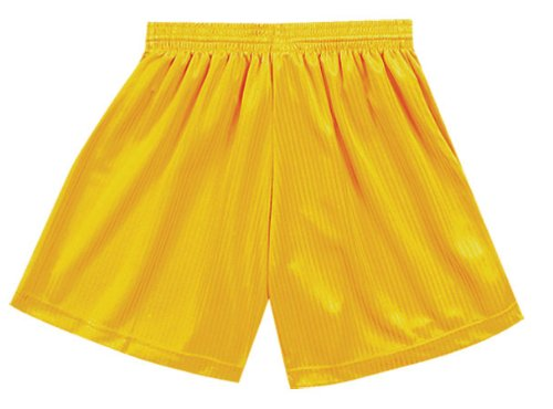 Challenger Teamwear Patriot Short S Gold